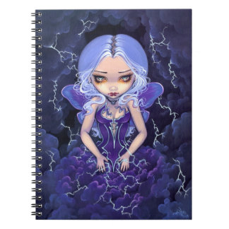 """""""Dress of Storms"""" Notebook"""