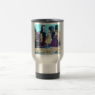 Dress Patterns#1 Stainless Steel Travel Mug