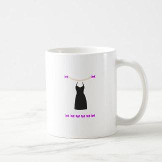 Dress Pearls Coffee Mugs