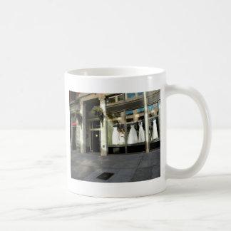 Dress Shopping Basic White Mug