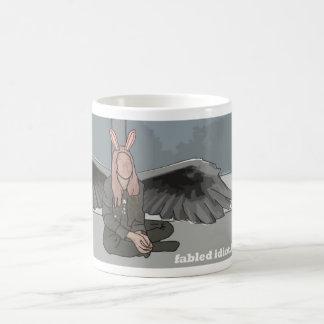dress up box basic white mug