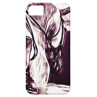 Dressage Barely There iPhone 5 Case
