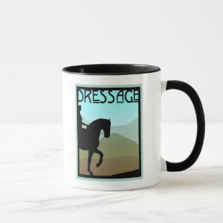 Dressage Craftsman Landscape Mug