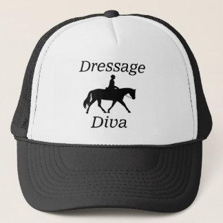 Dressage Diva Horse riding Trucker Hat