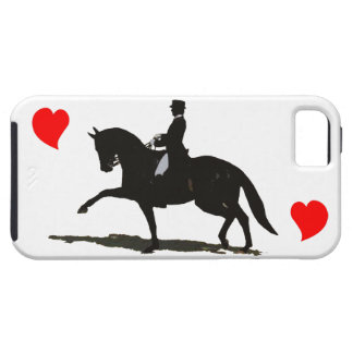 Dressage - Horse and Rider iPhone 5 case