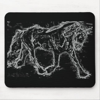 Dressage Horse Mousepad