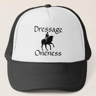 Dressage Is Oneness Horse Trucker Hat