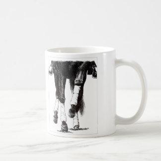 Dressage Mug