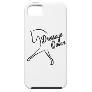 dressage queen iPhone 5 covers