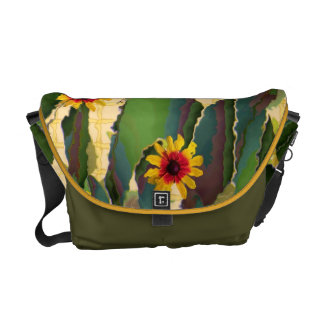 Dressed In Flowers Commuter Bag