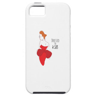 Dressed To Kill iPhone 5 Case