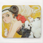 Dressed Up Disorder Mousepad
