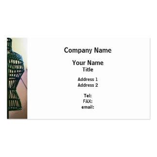 Dressform Pack Of Standard Business Cards