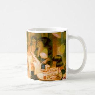 Dressing Room 1922 Basic White Mug