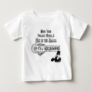 DrGsBrasshole Baby T-Shirt