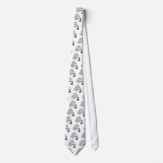 DrGsBrasshole Tie