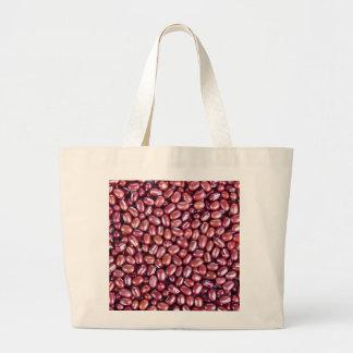 Dried Azuki Beans Cloth Shopping Bag