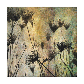 Dried Drama Queens Canvas Print