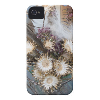 Dried flowers 1 iPhone 4 cover