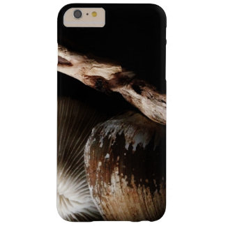 dried mushroom coral, shell, driftwood seashore barely there iPhone 6 plus case