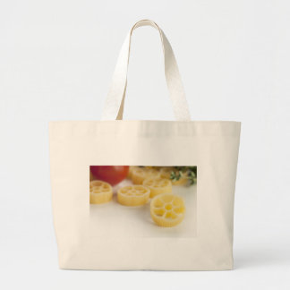 Dried Rotelle Pasta Cloth Shopping Bag