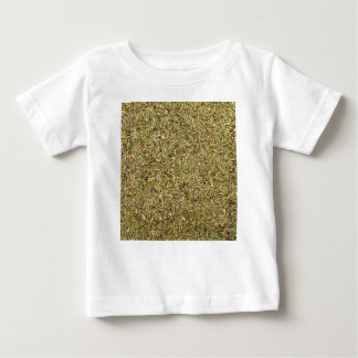 dried thyme texture baby T-Shirt