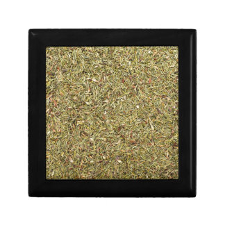 dried thyme texture gift box