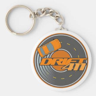 Drift411 keychain