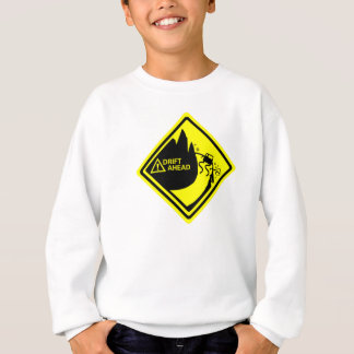 DRIFT AHEAD SWEATSHIRT