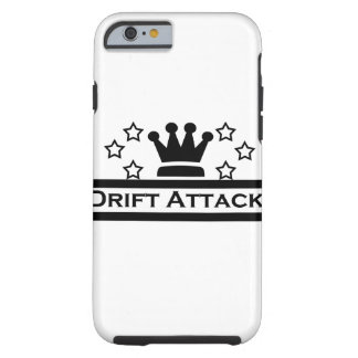 Drift Attack iPhone 6 Case