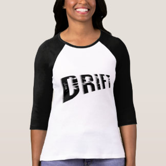 drift blur tshirts
