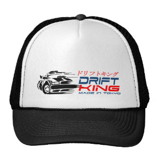 Drift King ( ドリフトキング ) Cap