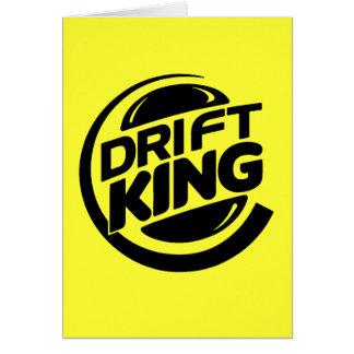 Drift King Cards