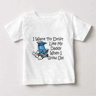 drift like my dad tee shirt