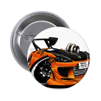 Drift Silvia 6 Cm Round Badge