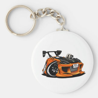 Drift Silvia Basic Round Button Key Ring