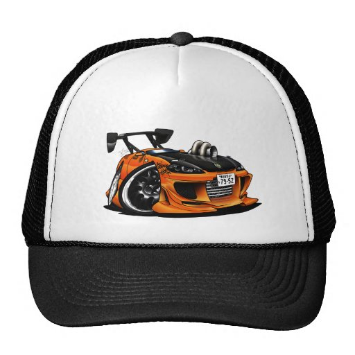 Drift Silvia Trucker Hats