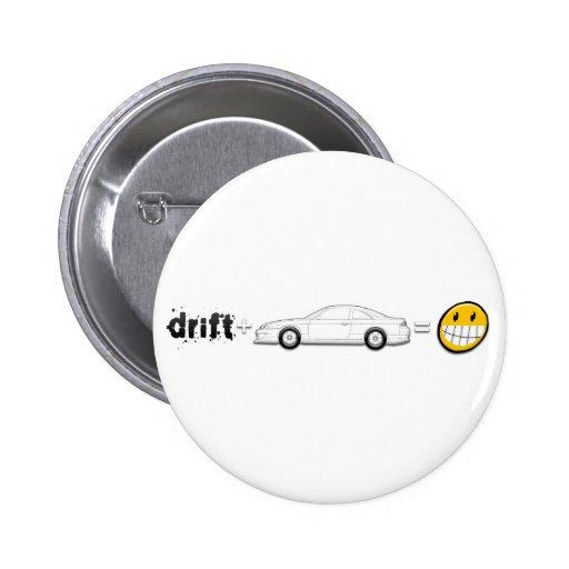 Drift Silvia S14 is fun Pin