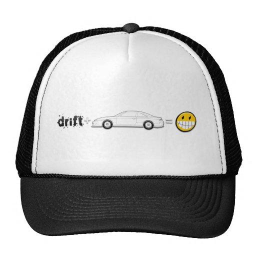 Drift Silvia S14 is fun Mesh Hats