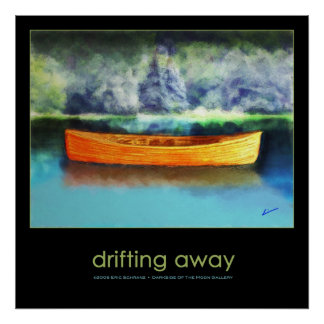 Drifting Away Poster