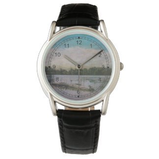 Drifting Downstream Wrist Watches
