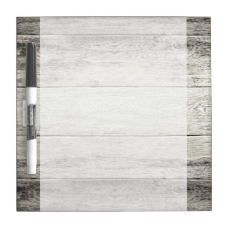 Driftwood Background Dry Erase Boards