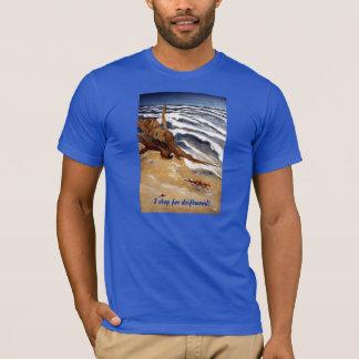 Driftwood by the Beach T-shirt