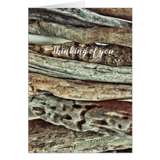 Driftwood Card