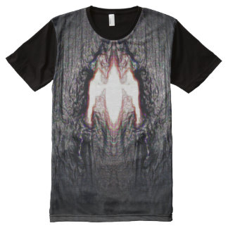 Drill All-Over Print T-Shirt