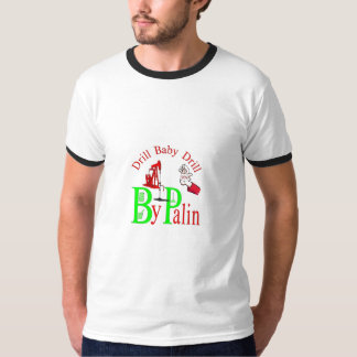 Drill Baby Drill bp T-shirts
