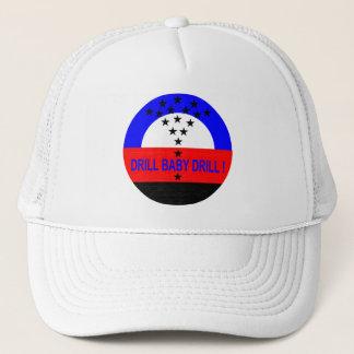 DRILL BABY DRILL-HAT TRUCKER HAT
