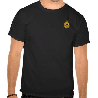 Drill bit oil t shirt