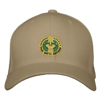 Drill Sergeant Embroidered Hat