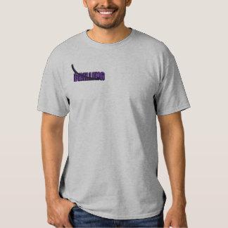 Drilling Rig, Purple Tee Shirt